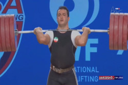 VIDEO: Watch Sohrab Moradi set 2 new world records