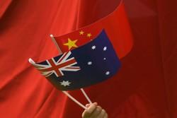 چین نے آسٹریلیا کے الزام کو رد کردیا