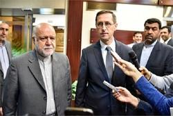 وزیر نفت ایران و ونزوئلا