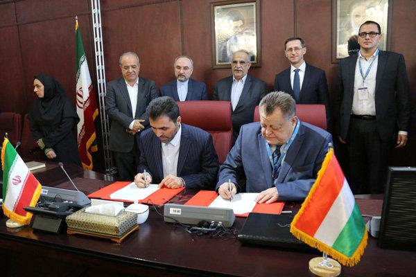 Macarların işbirliğiyle İran'da otobüs üretilecek