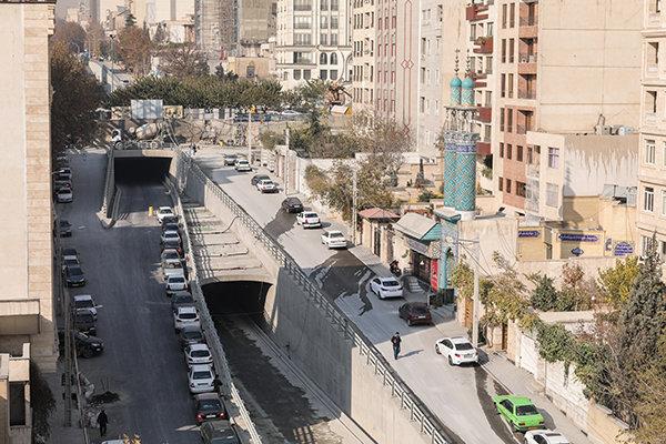 تونل آرش - اسفندیار در مرحله پایانی عملیات ساخت