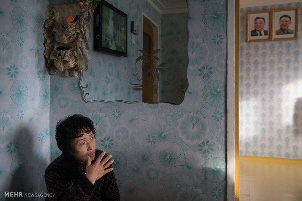 تصاویری از کره شمالی