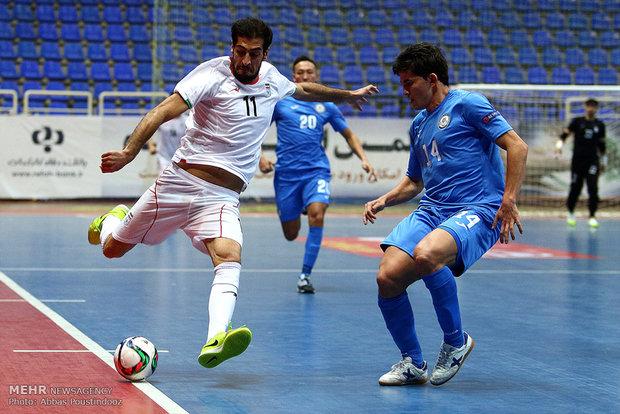 Iran wins over Kazakhstan at Isfahan Futsal Tourney