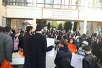 دانشجویان ۴دانشگاه تهرانی تجمع کردند/«نه» به کالایی سازی