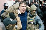 اعتصاب غذای «ساکاشویلی» بعد از بازداشت مجدد