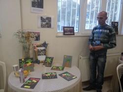 نمایشگاه معلولان کم توان ذهنی در کرمانشاه