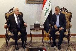Irak Cumhurbaşkanı Masum'dan Haşdi Şabi temasları