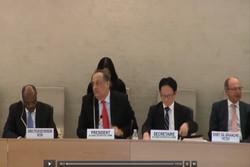 قطعنامه محکومیت میانمار در شورای حقوق بشر سازمان ملل