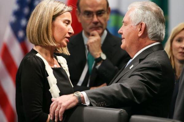 مذاکره ۲۴ اسفند آمریکا با اروپا درباره برجام در هالهای از ابهام