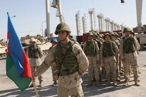 Afganistan'da Azerbaycanlı askerlerin sayısı  artıyor