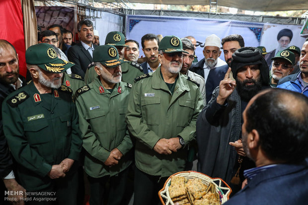 IRGC completes 4400 empowering projects