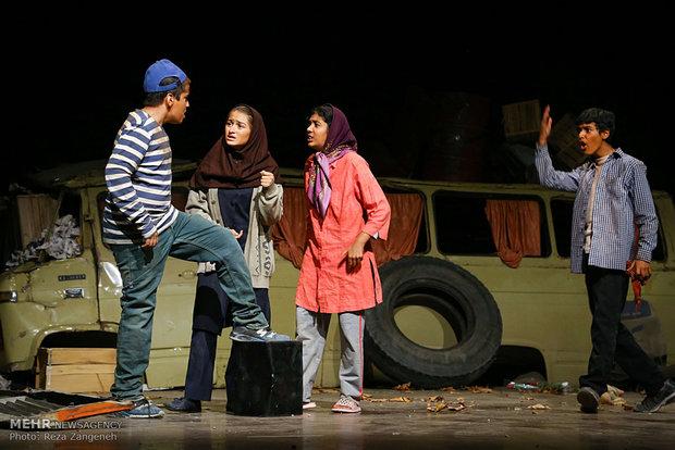 جشنواره تئاتر کودک و نوجوان در همدان
