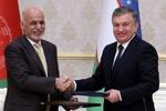 ازبکستان و افغانستان ۲۰ تفاهمنامه همکاری به امضا رساندند