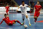 Iran beats Russia at Isfahan Futsal Tourney
