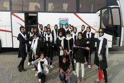 تیم دفاع شخصی بانوان سیستان و بلوچستان