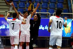 ايران تتصدر المجموعة الثالثة بعد فوزها على العراق