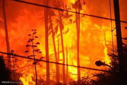 الرئيس الأمريكي يعلن حالة الطوارئ في ولاية كاليفورنيا
