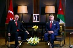اردن و ترکیه بر راهکار سیاسی بحران سوریه تاکید کردند