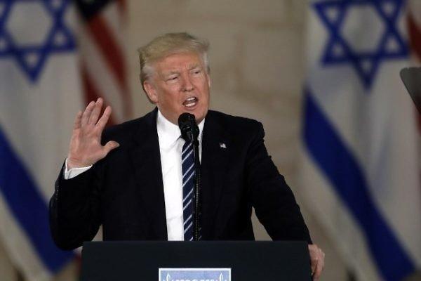 """مسؤول اميركي: ترامب سيعترف بالقدس عاصمة لـ""""اسرائيل"""""""