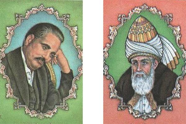 مولانا و اقبال لاهوری