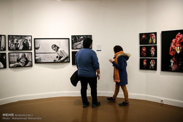 """Tahran'da """"10 Gün Boyunca Fotoğrafçılarla Birlikte"""" konulu konferans"""