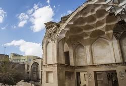 جان دادن بناهای تاریخی اصفهان زیر پای مالکان/میراث قدرتی ندارد