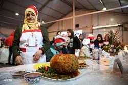 Retired cooks partake in Tehran food festival