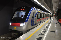 Tehran subway hits world record in ride number