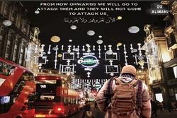 داعش تتوعد  أوروبا في احتفالات رأس السنة الميلادية