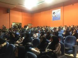 جلسه مسئولان دانشگاه علامه با خانواده های دانشجویان ورودی جدید