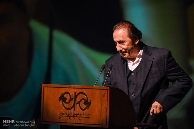 مراسم بزرگداشت زنده یاد ناصر فرهودی
