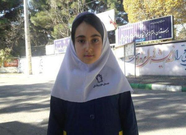 دانش آموز کرمانشاهی دیپلم افتخار مسابقات نقاشی فنلاند را کسب کرد