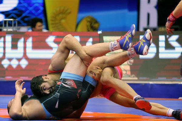 طهران تستضيف منافسات المنتخبات للمصارعة الحرة والرومانية