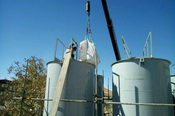 تصفیه خانه آب شُرب هرسین به زودی به فاز بهرهبرداری میرسد