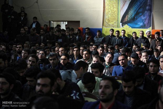 ویژه برنامه روز دانشجو در دانشگاه بین المللی امام رضا (ع)