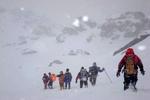 کوهنوردان ۳ استان کشور در جنوب آذربایجانغربی مفقود شدند