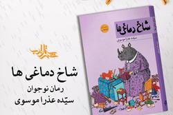 رمانی نوجوانانه از سیده عذرا موسوی منتشر شد