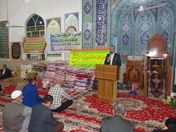 کمکهای مردم چارک دشتی به مناطق زلزلهزده ارسال شد
