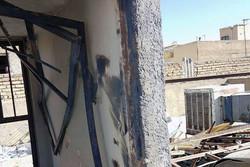 ساخت مواد محترقه موجب انفجار در ساختمانی در کیانشهر شد/ ۲ نفر مصدوم شدند