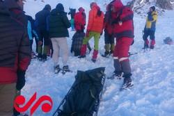 اعزام تیم ویژه جستجوی کوهنوردان مشهدی به اشترانکوه