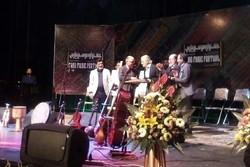 اختتامیه جشنواره موسیقی فارس - کراپشده