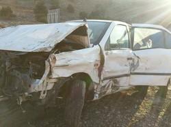 سانحه جادهای در محور ساوه-تهران موجب مرگ یک نفر شد