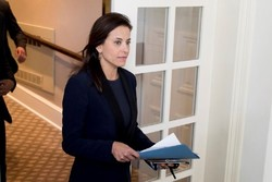 دینا پاول معاون مشاور امنیت ملی کاخ سفید