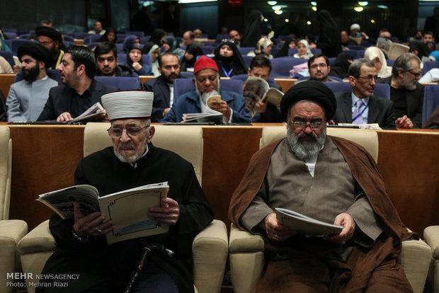 اختتامیه سی و یکمین کنفرانس وحدت اسلامی