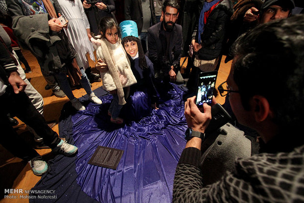 Regional theater fest. of disabled held in Eastern Iran