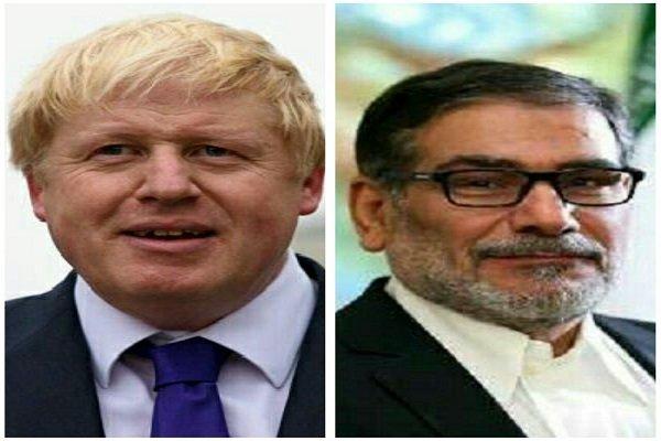 وزير خارجية بريطانيا سيلتقي مع علي شمخاني غداً