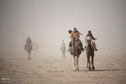 مهرجان الالعاب المحلية وركوب الجمال في خراسان الجنوبية / صور