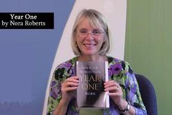 نورا رابرتز با کتاب جدیدش آمد