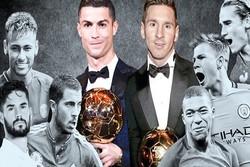 گزینههای جدی رقابت با «مسی» و «رونالدو» برای دریافت توپ طلا