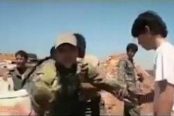 مشاهد نادرة من صفوف المجاهدين في سوريا / فيديو